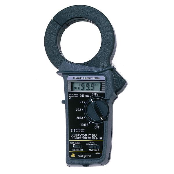 共立MODEL 2413F电流钳形表 KEW 2413R电流钳形表 咨询优惠价格
