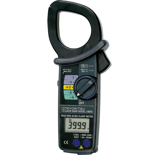 共立KEW 2009R钳形电流表 KEW2009R电流钳表 咨询优惠价格