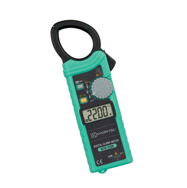 共立KEW 2200钳形电流表 KEW2200电流钳表 咨询优惠价格