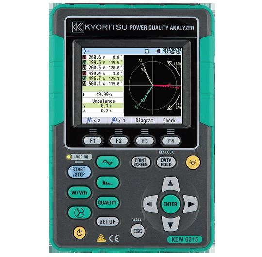 共立KEW 6315电能质量分析仪|KEW6315功率分析仪 咨询优惠价格