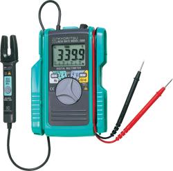 共立MODEL 2000万用表|MODEL 2001开口传感器万用表 咨询优惠价格
