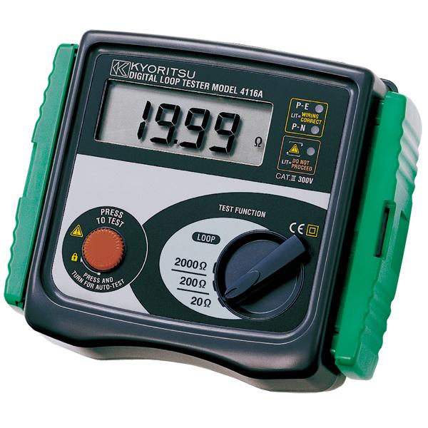 共立MODEL 4118A回路电阻测试仪|MODEL 4116A回路电阻测 咨询优惠价格