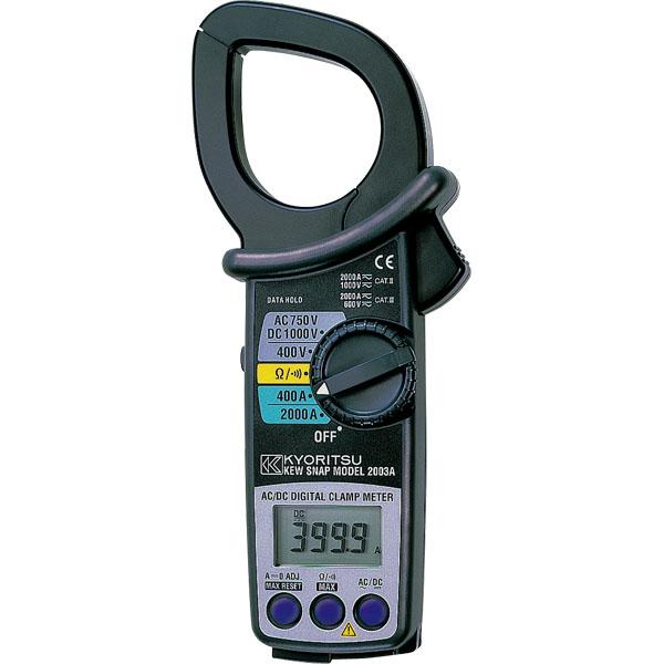 共立MODEL 2003A钳形电流表 MODEL2003A钳形表 咨询优惠价格