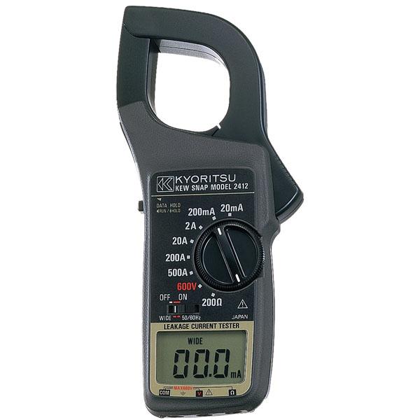 共立MODEL 2412电流钳形表 MODEL2412钳形表 咨询优惠价格