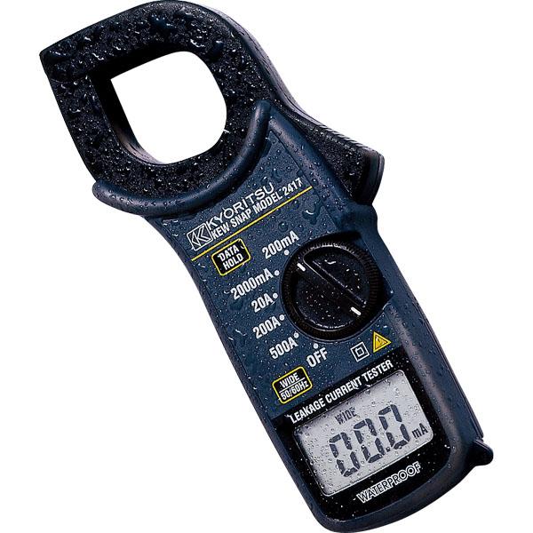 共立MODEL 2417电流钳形表 MODEL2417钳形电流表 咨询优惠价格
